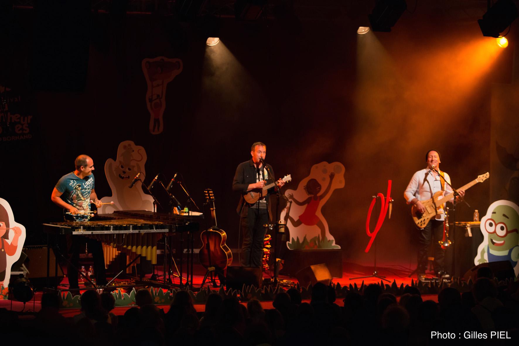 Festival Au Bonheur des Mômes 2015 3