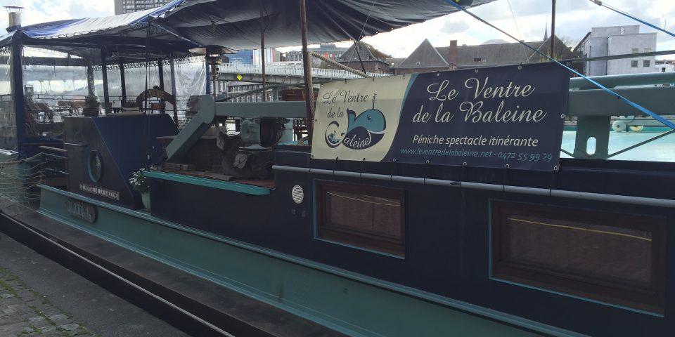 Le ventre de la baleine : Liège (Belgique) 7