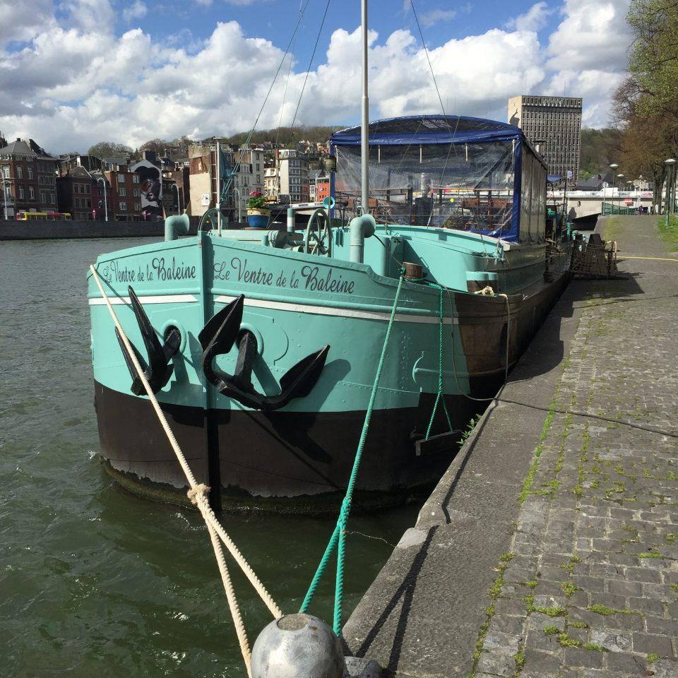 Le ventre de la baleine : Liège (Belgique) 8